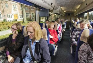 charter buses
