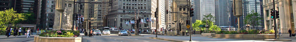 Top Shopping Destinations by Charter Bus: Chicago