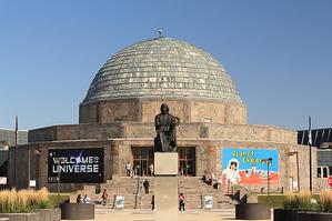 Adler Planetarium Front resized 600