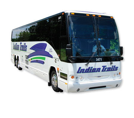 indian trails charter service