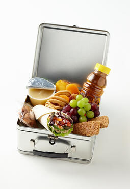 travel meals, meal planning, meals on the go