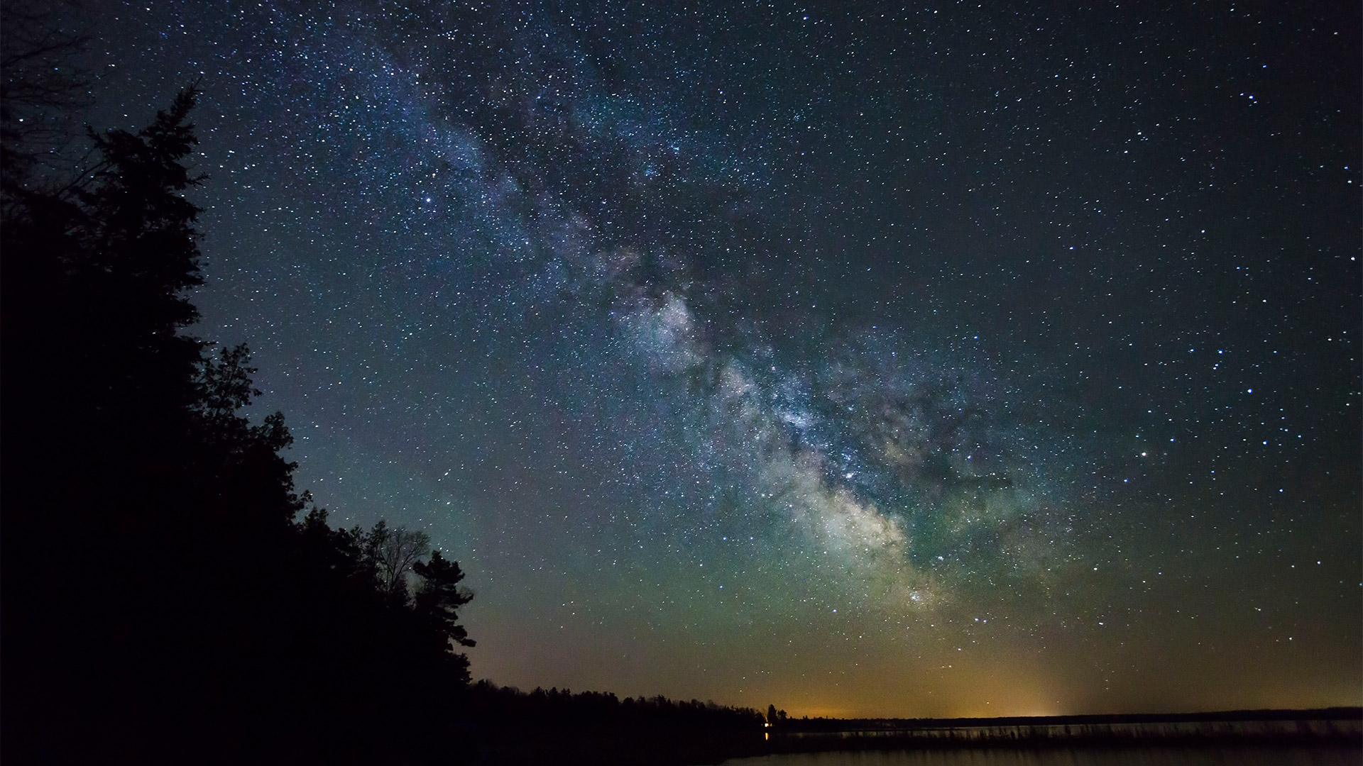 Headlands Dark Sky Park in Emmet County is one of Indian Trails top five must-see (and explore!) ideas for Michigan field trips.