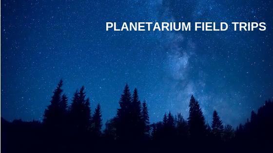 planetarium field trip