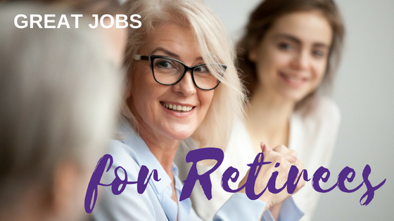 retiree jobs