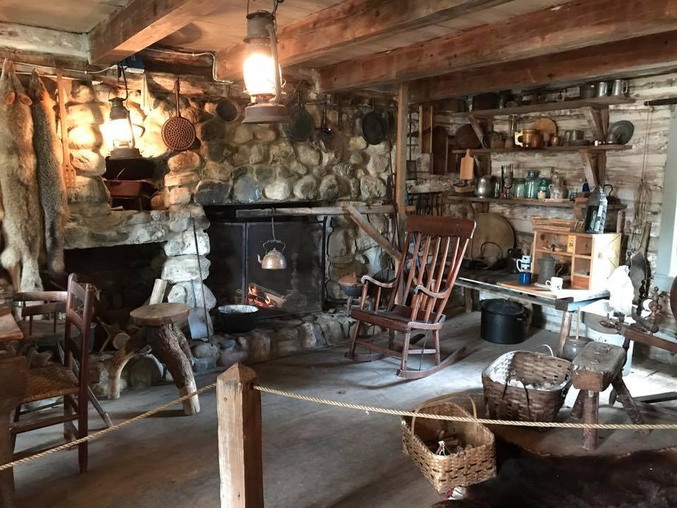 Historic White Pine Village in Ludington is one of Indian Trails top five must-see (and explore!) ideas for Michigan field trips.