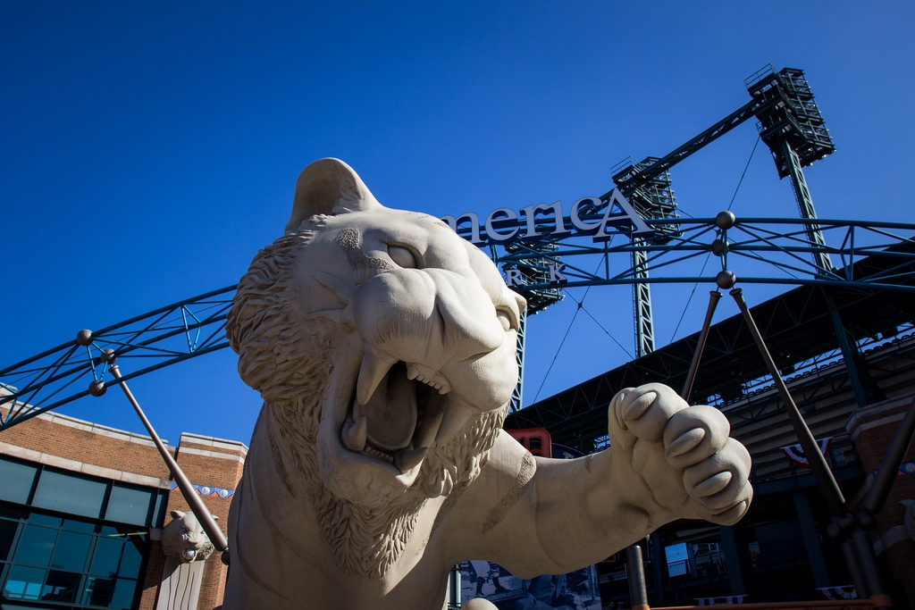 Join one of our pre-planned trips to a 2017 Tiger's game