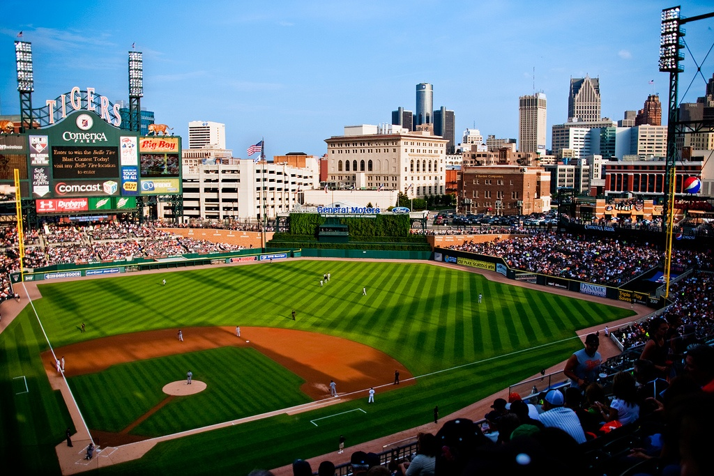 Leave your car at home: 3 reasons to take a bus to Detroit for a Tigers game