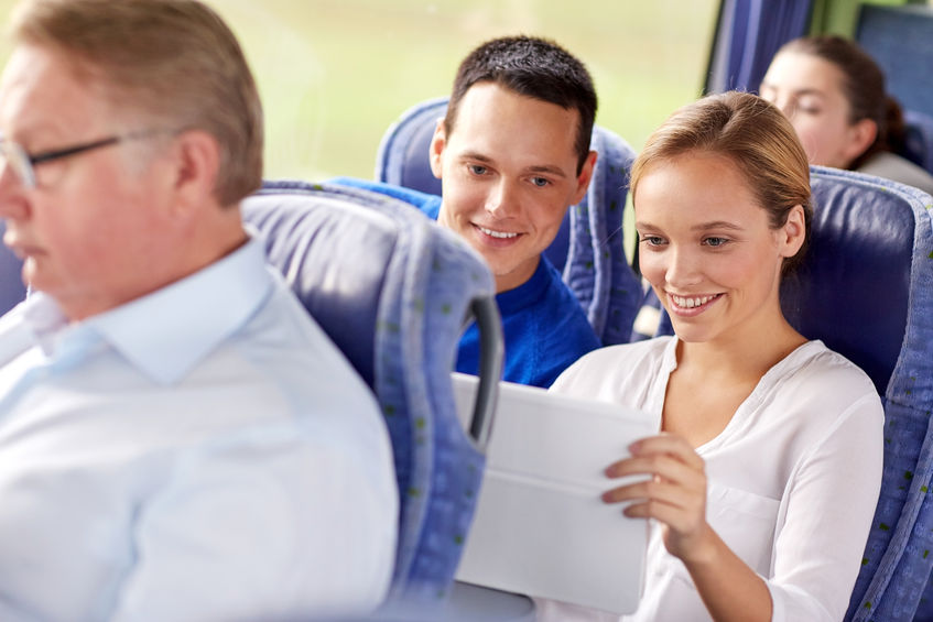 Five Party Bus Games For Your Next Trip
