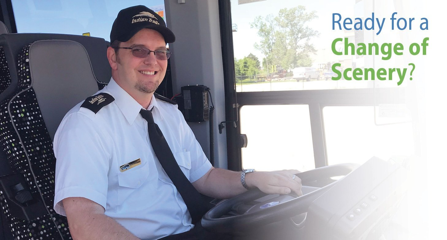 8 Reasons You're a Great Fit for a Charter Bus Driver Job