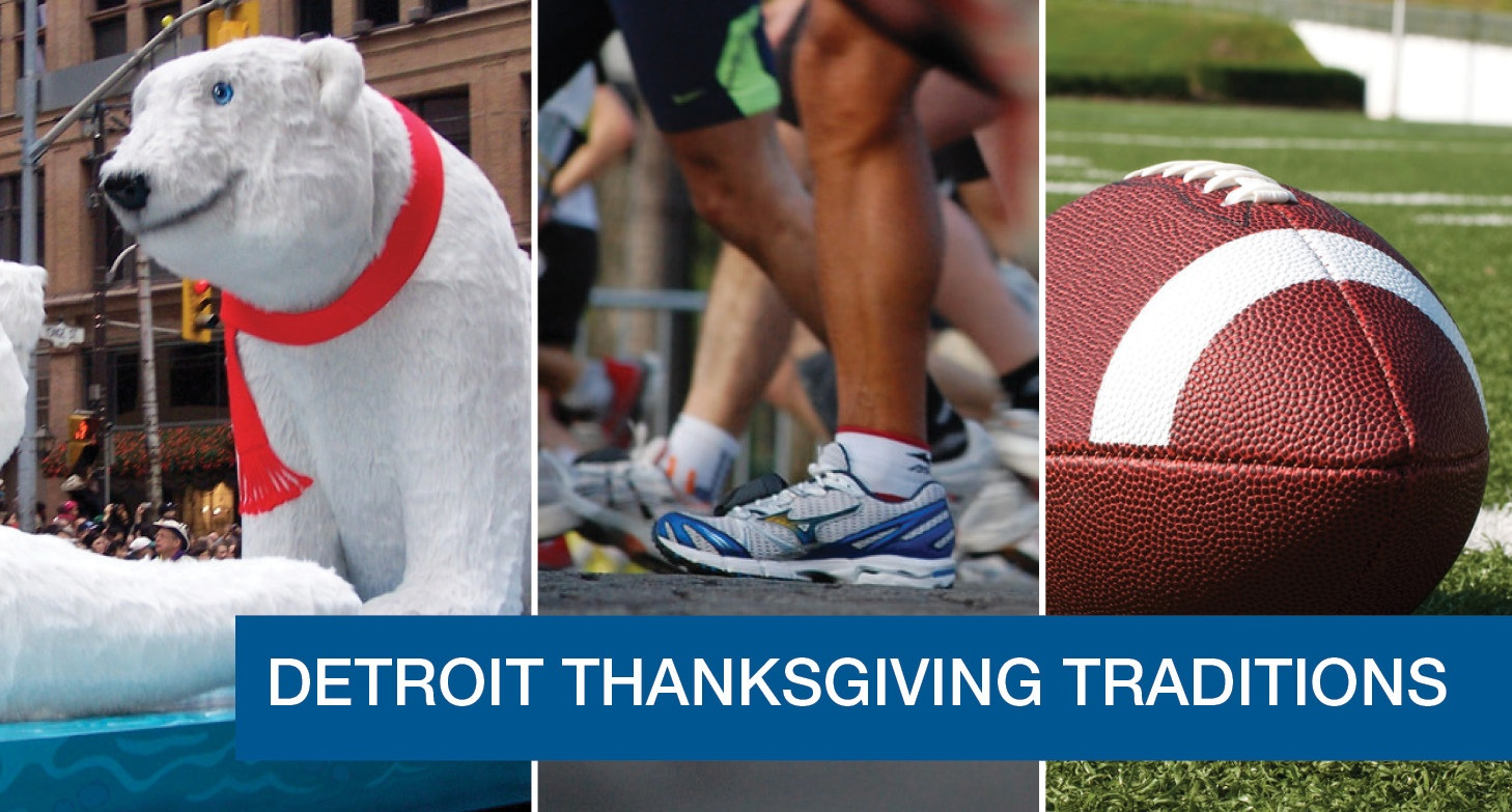 Book a Bus: America's Thanksgiving Day Parade Detroit