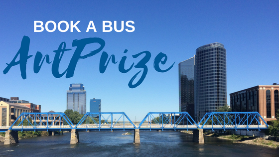 Book a Bus: Absolutely Amazing ArtPrize