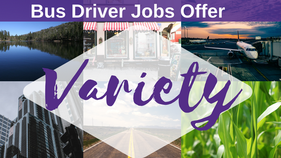 Bus Driver Jobs Offer Variety