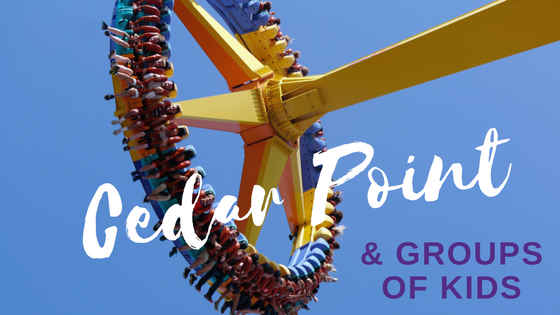 Cedar Point Blog Header
