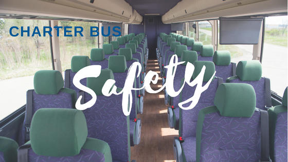 Charter Bus Safety: Five Essential Things to Know