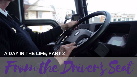 From the Driver's Seat: Lauria Schultz [Video]