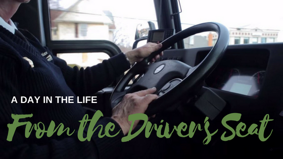 From the Driver's Seat: Becky Smith [Video]