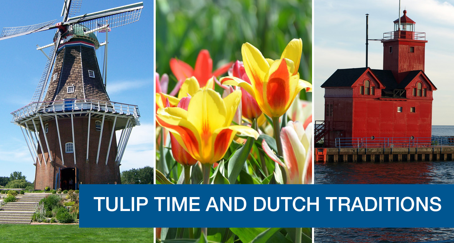 Book a Charter Bus: Destination Holland