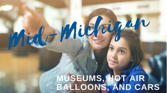 Touring Mid-Michigan for the Fun of It