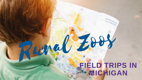 Field Trips Off the Beaten Path: Michigan's Rural Zoos
