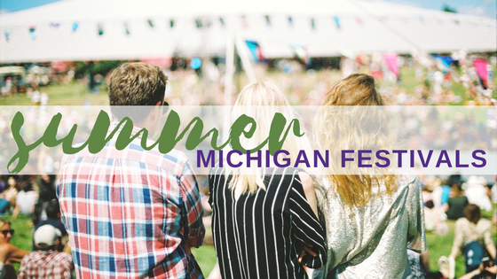 Ideas for Your Group Charter: Michigan's Summer Festivals