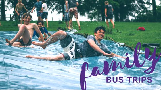 Plan a Bus Trip, Save a Family
