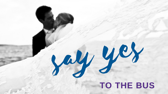 Say Yes to the Bus: 5 Reasons to Charter a Wedding Bus