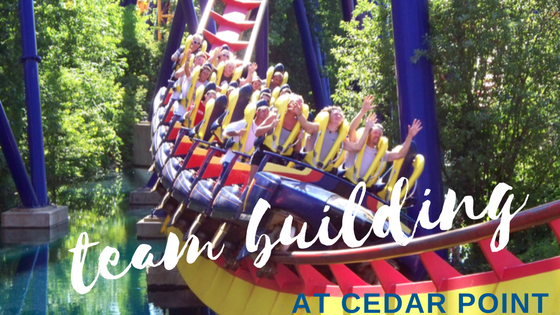 Six Tips for Team Building at Cedar Point