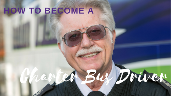 How to Become a Charter Bus Driver