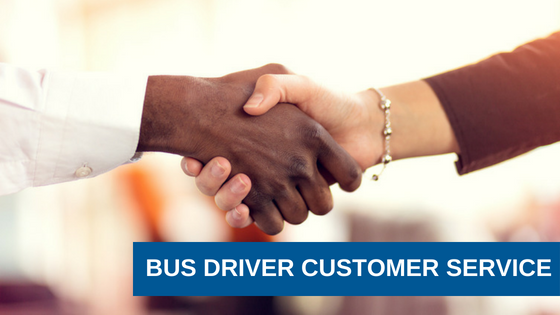 Customer Service Skills You Need to Be a Bus Driver